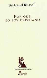 POR QUE NO SOY CRISTIANO (BOLSILLO)