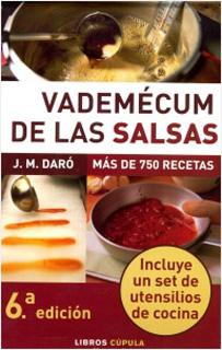 VADEMECUM DE LAS SALSAS (SET DE UTENSILIOS DE...