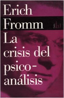 LA CRISIS DEL PSICOANALISIS
