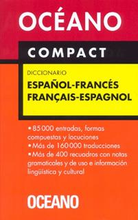 DICCIONARIO OCEANO COMPACT: ESPAÑOL-FRANCES,...