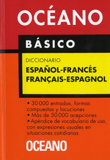 DICCIONARIO OCEANO BASICO: ESPAÑOL-FRANCES,...