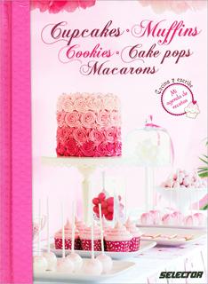 CUPCAKES, MUFFINS, COOKIES, CAKE POPS, MACARONS: MI AGENDA DE RECETAS