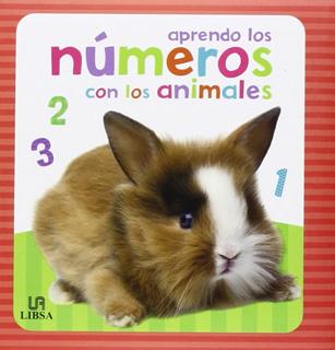 APRENDO LOS NUMEROS CON LOS ANIMALES (ANIMALITOS)