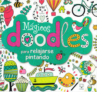 MAGICOS DOODLES PARA RELAJARSE PINTANDO