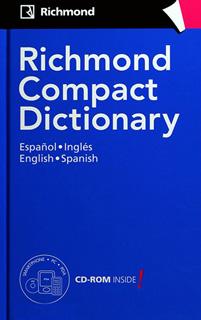 RICHMOND COMPACT DICTIONARY ESPAÑOL-INGLES....