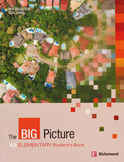 THE BIG PICTURE A2 ELEMENTARY STUDENTS BOOK