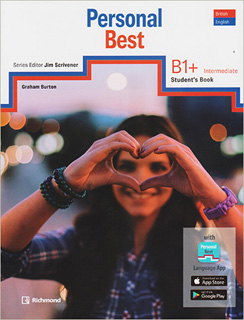 PERSONAL BEST (BRE) B1+ INTERMEDIATE STUDENTS BOOK