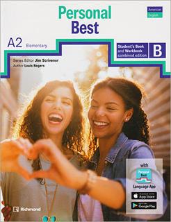 PERSONAL BEST (AME) A2 ELEMENTARY SPLIT B...