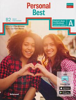 PERSONAL BEST (AME) B2 UPPER INTERMEDIATE SPLIT A...