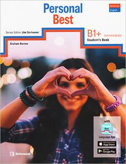 PERSONAL BEST (AME) B1+ INTERMEDIATE STUDENTS...