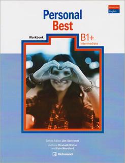 PERSONAL BEST (AME) B1+ INTERMEDIATE WORKBOOK