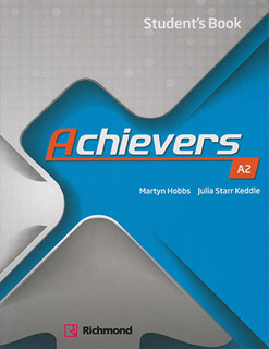 ACHIEVERS A2 STUDENTS BOOK (INCLUDE RICHMOND...