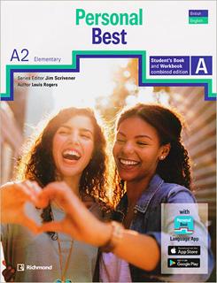 PERSONAL BEST (BRE) A2 ELEMENTARY SPLIT A...