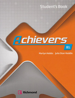 ACHIEVERS B1 STUDENTS BOOK (INCLUDE RICHMOND...