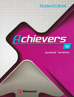 ACHIEVERS B2 STUDENTS BOOK (INCLUDE RICHMOND...