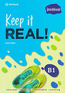 KEEP IT REAL B1 WORKBOOK