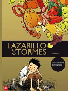 LAZARILLO DE TORMES (NOVELA GRAFICA)