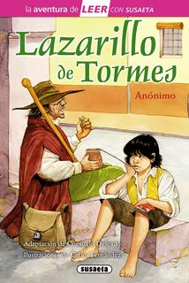 LAZARILLO DE TORMES (SERIE ROSA)