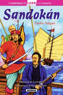 SANDOKAN (SERIE ROSA)