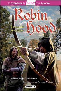 ROBIN HOOD (SERIE ROSA)