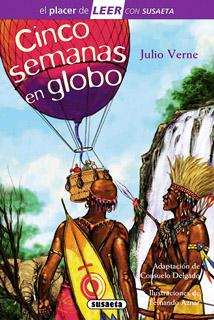 CINCO SEMANAS EN GLOBO (SERIE MORADA)