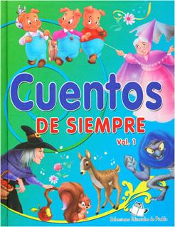CUENTOS DE SIEMPRE VOLUMEN 1