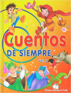 CUENTOS DE SIEMPRE VOLUMEN 2