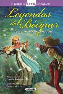 LEYENDAS DE BECQUER (SERIE MORADA)