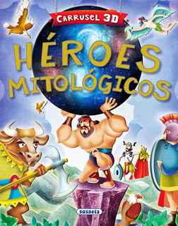 HEROES MITOLOGICOS (CARRUSEL 3D)
