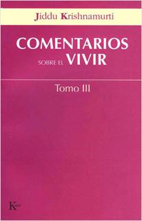 COMENTARIOS SOBRE EL VIVIR TOMO 3
