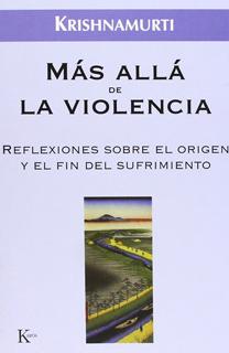MAS ALLA DE LA VIOLENCIA: REFLEXIONES...