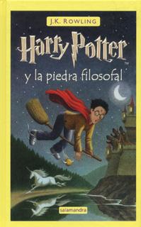 HARRY POTTER 1 Y LA PIEDRA FILOSOFAL (PASTA DURA)