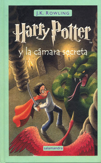 HARRY POTTER 2 Y LA CAMARA SECRETA (PASTA DURA)