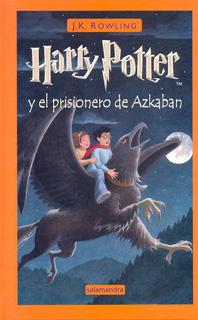 HARRY POTTER 3 Y EL PRISIONERO DE AZKABAN (PASTA DURA)