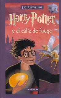 HARRY POTTER 4 Y EL CALIZ DE FUEGO