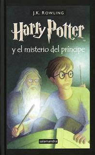 HARRY POTTER 6 Y EL MISTERIO DEL PRINCIPE (PASTA DURA)