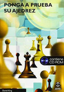 PONGA A PRUEBA SU AJEDREZ (INCLUYE CD)
