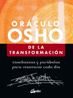 ORACULO OSHO DE LA TRANSFORMACION (LIBRO Y CARTAS)