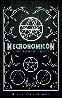 NECRONOMICON, EL LIBRO DE LA LEY DE LOS MUERTOS