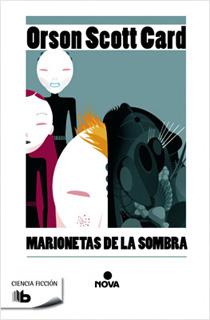 MARIONETAS DE LA SOMBRA: LA SAGA DE ENDER (VOL. 6)