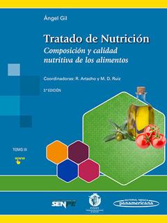 TRATADO DE NUTRICION TOMO 3: COMPOSICION Y...