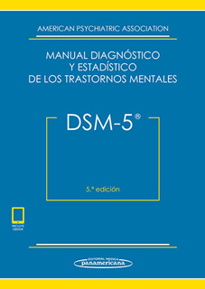 DSM-5: MANUAL DIAGNOSTICO Y ESTADISTICO DE LOS...