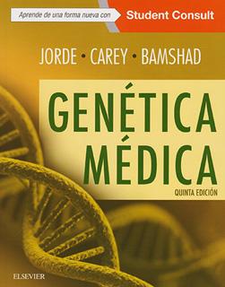 GENETICA MEDICA (INCLUYE STUDENT CONSULT)