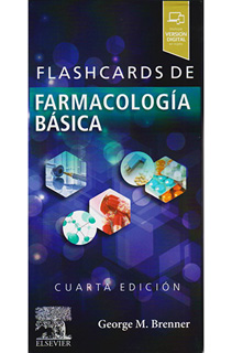 FLASHCARDS DE FARMACOLOGIA BASICA (INCLUYE...