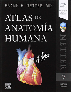 NETTER: ATLAS DE ANATOMIA HUMANA (INCLUYE VERSION...