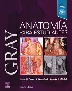 GRAY: ANATOMIA PARA ESTUDIANTES (INCLUYE VERSION...