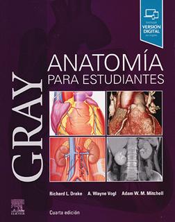 GRAY: ANATOMIA PARA ESTUDIANTES (INCLUYE VERSION...