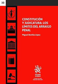 CONSTITUCION Y JUDICATURA LOS LIMITES DEL ARRAIGO...