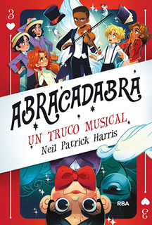 ABRACADABRA VOL. 3: UN TRUCO MUSICAL