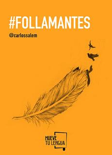 FOLLAMANTES #FOLLAMANTES